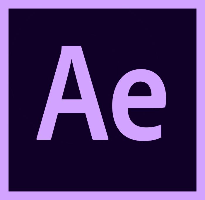 adobe after effects logo 4 - Adobe After Effects Logo