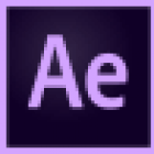 adobe after effects logo.