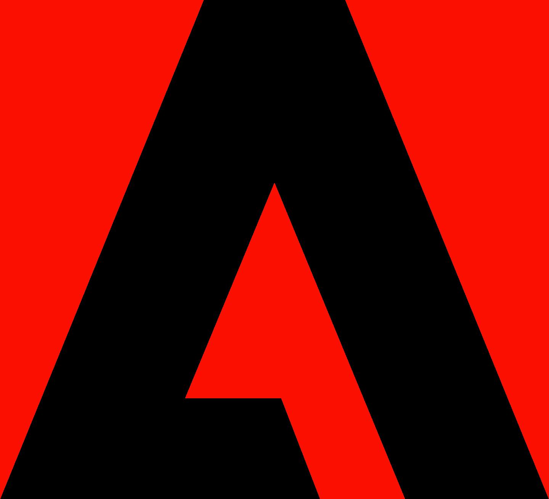adobe logo 3 1 - Adobe Logo