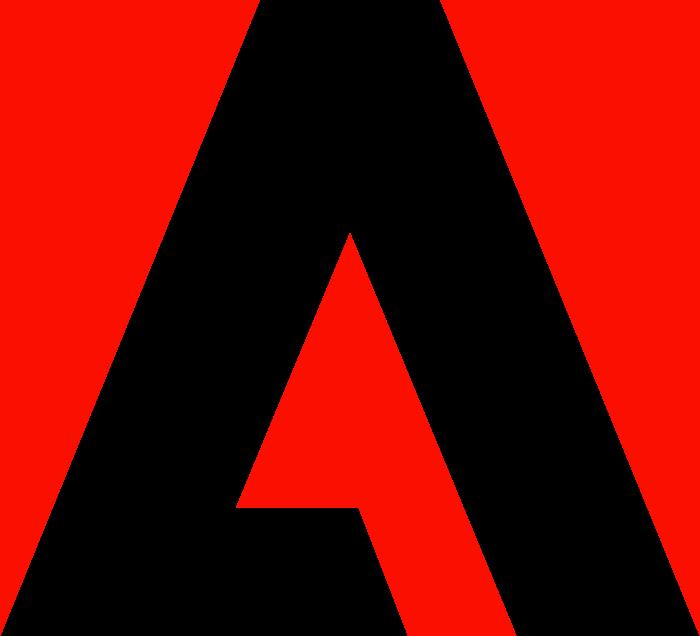 adobe logo 5 1 - Adobe Logo