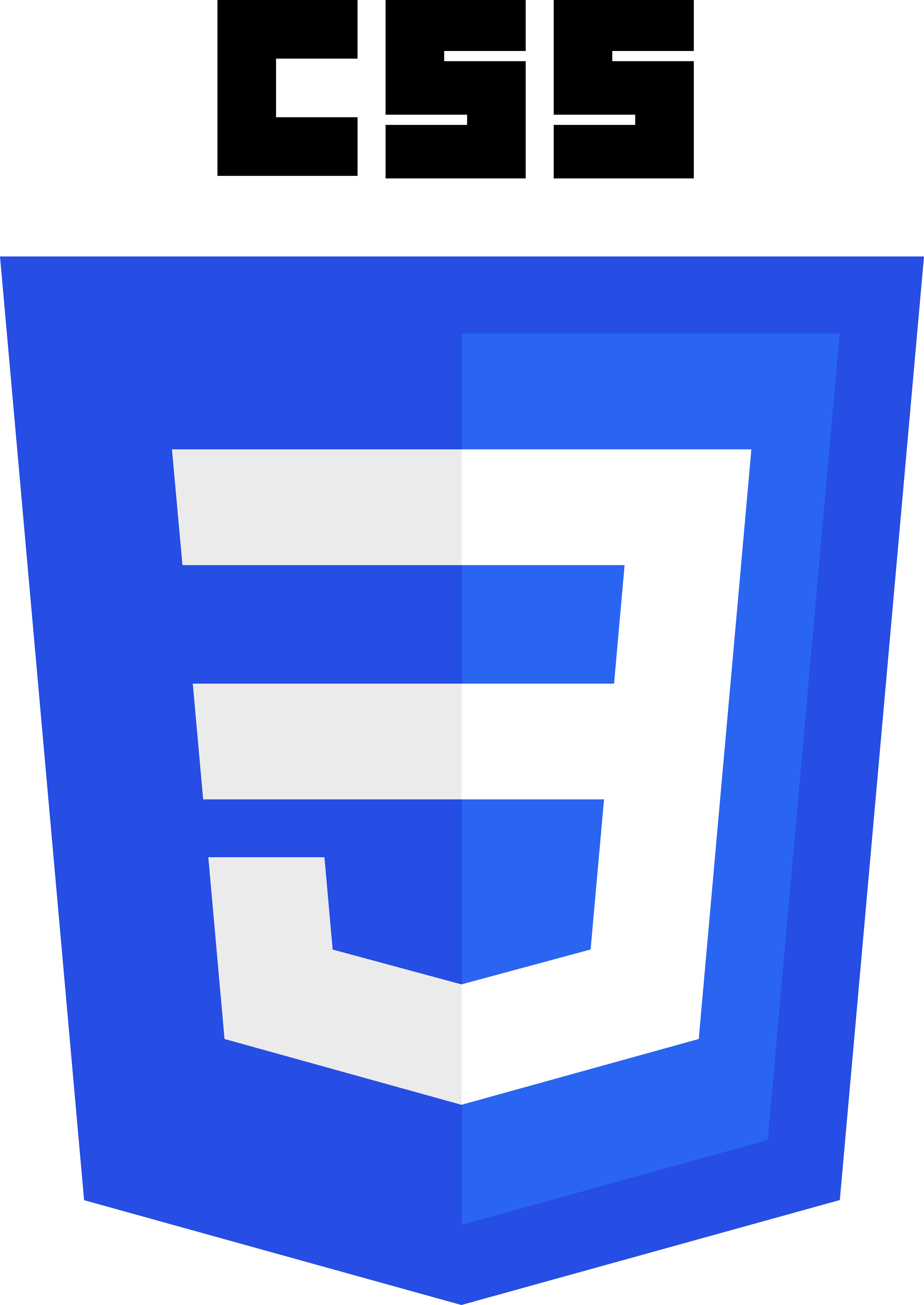 CSS 3 Logo.