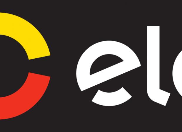 Elo logo.