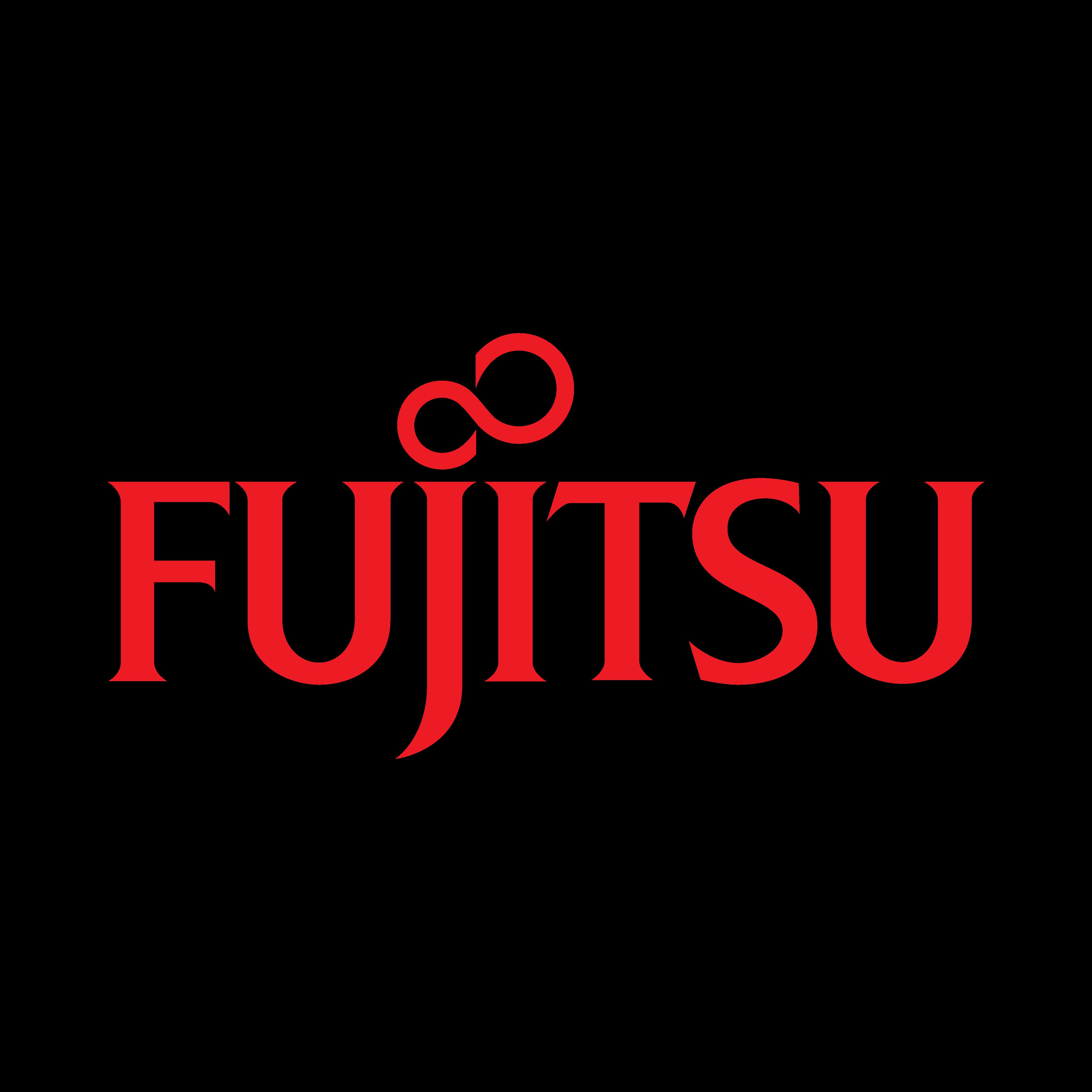 fujitsu logo 0 1 - Fujitsu Logo