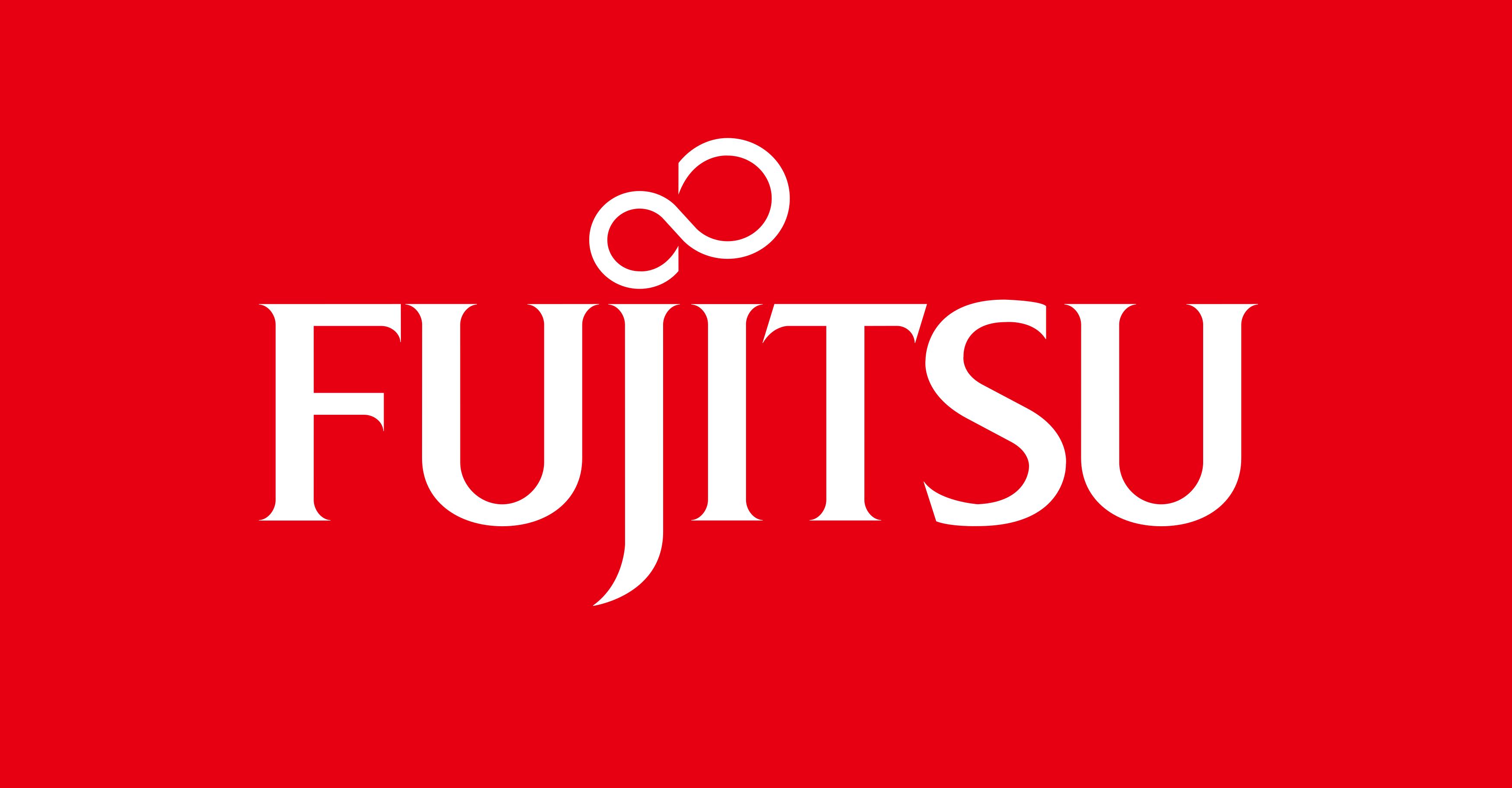 fujitsu logo 0 - Fujitsu Logo