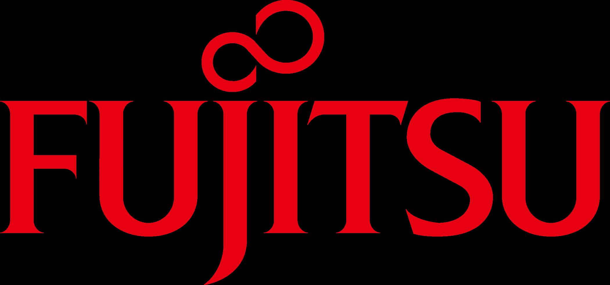 fujitsu logo 1 - Fujitsu Logo