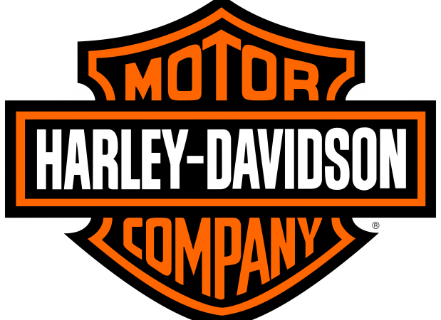 harley davidson logo.