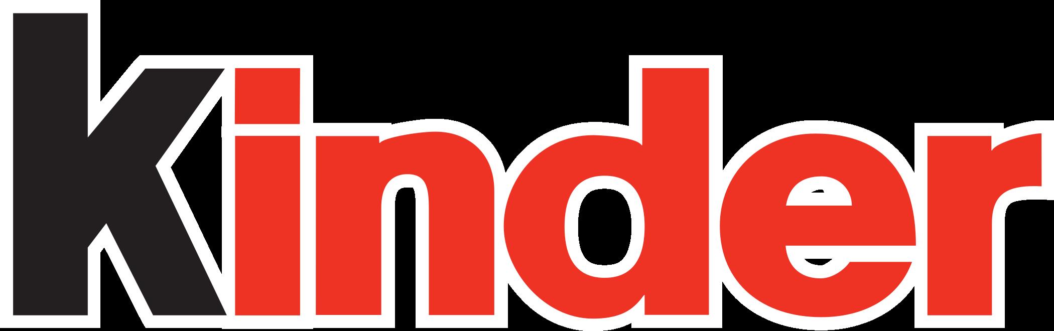 kinder logo 1 - Kinder Logo