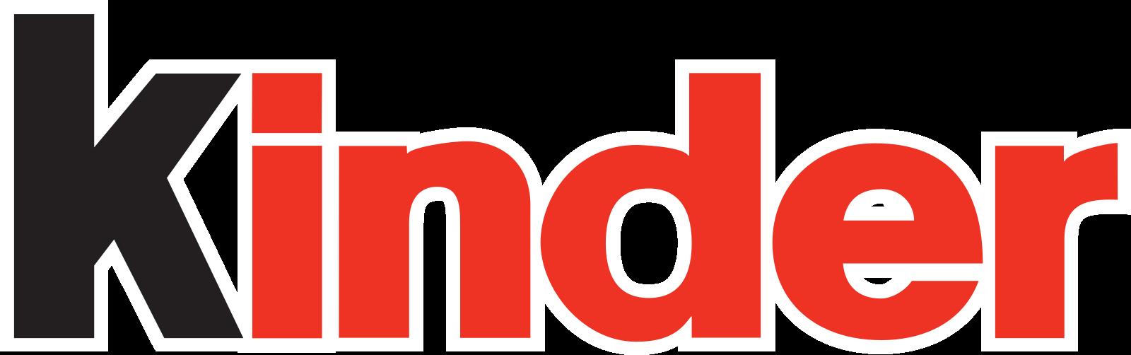 kinder logo 2 - Kinder Logo