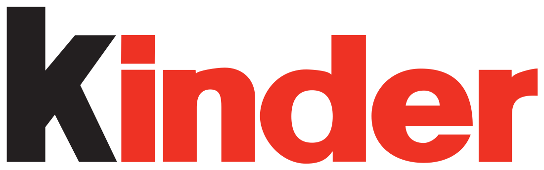kinder logo 3 - Kinder Logo