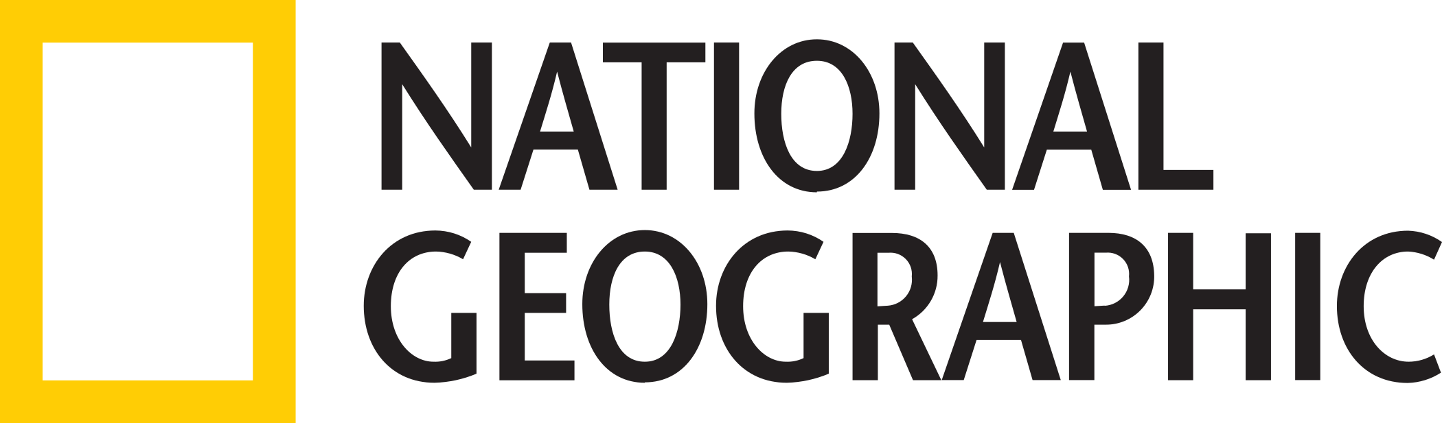 national geographic logo 1 - National Geographic Logo
