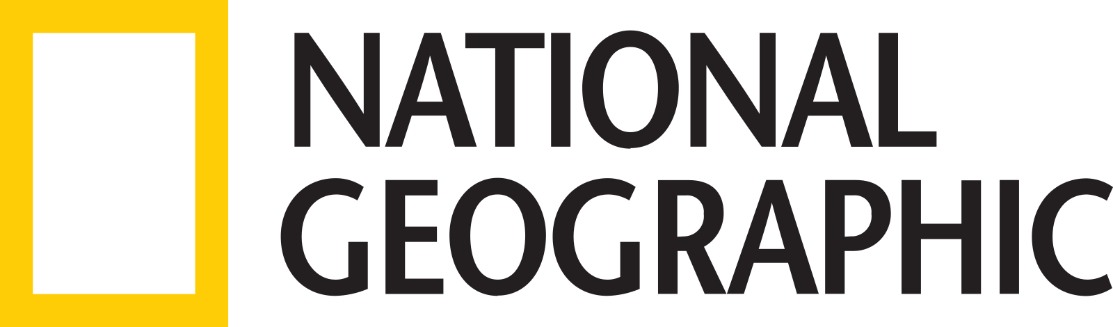 national geographic logo 2 - National Geographic Logo