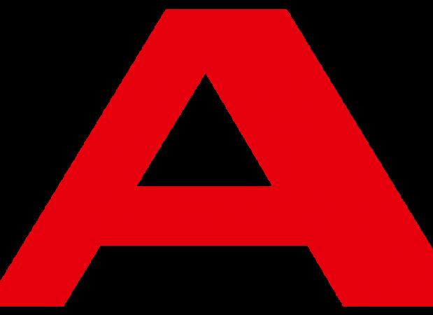 sharp logo.