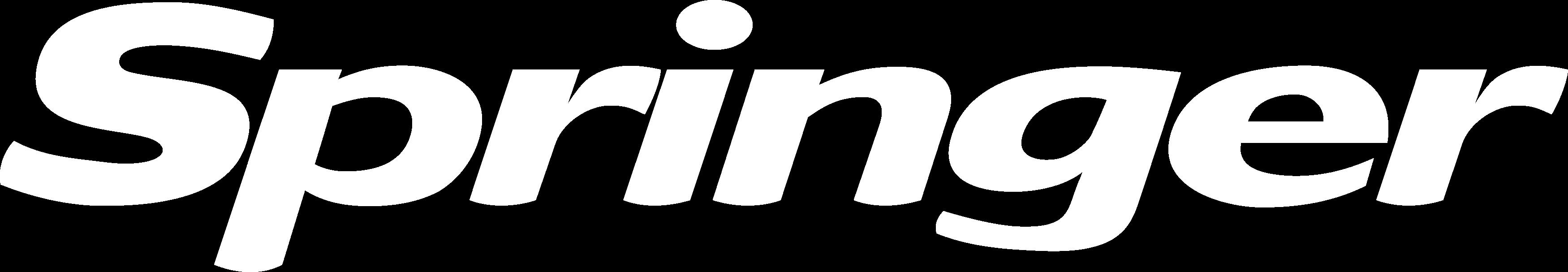 springer logo 2 - Springer Logo