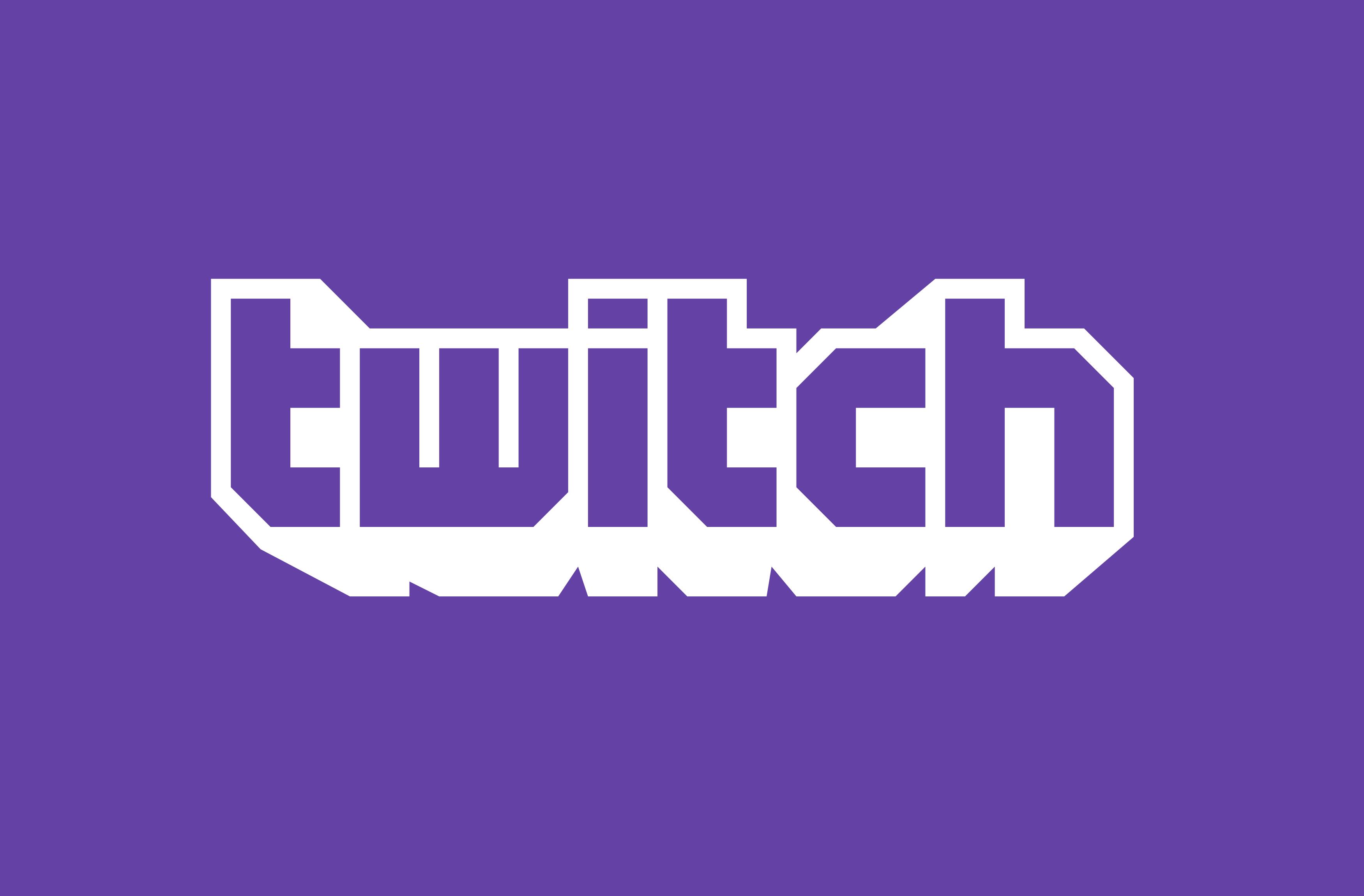 twitch logo 1 - Twitch Logo