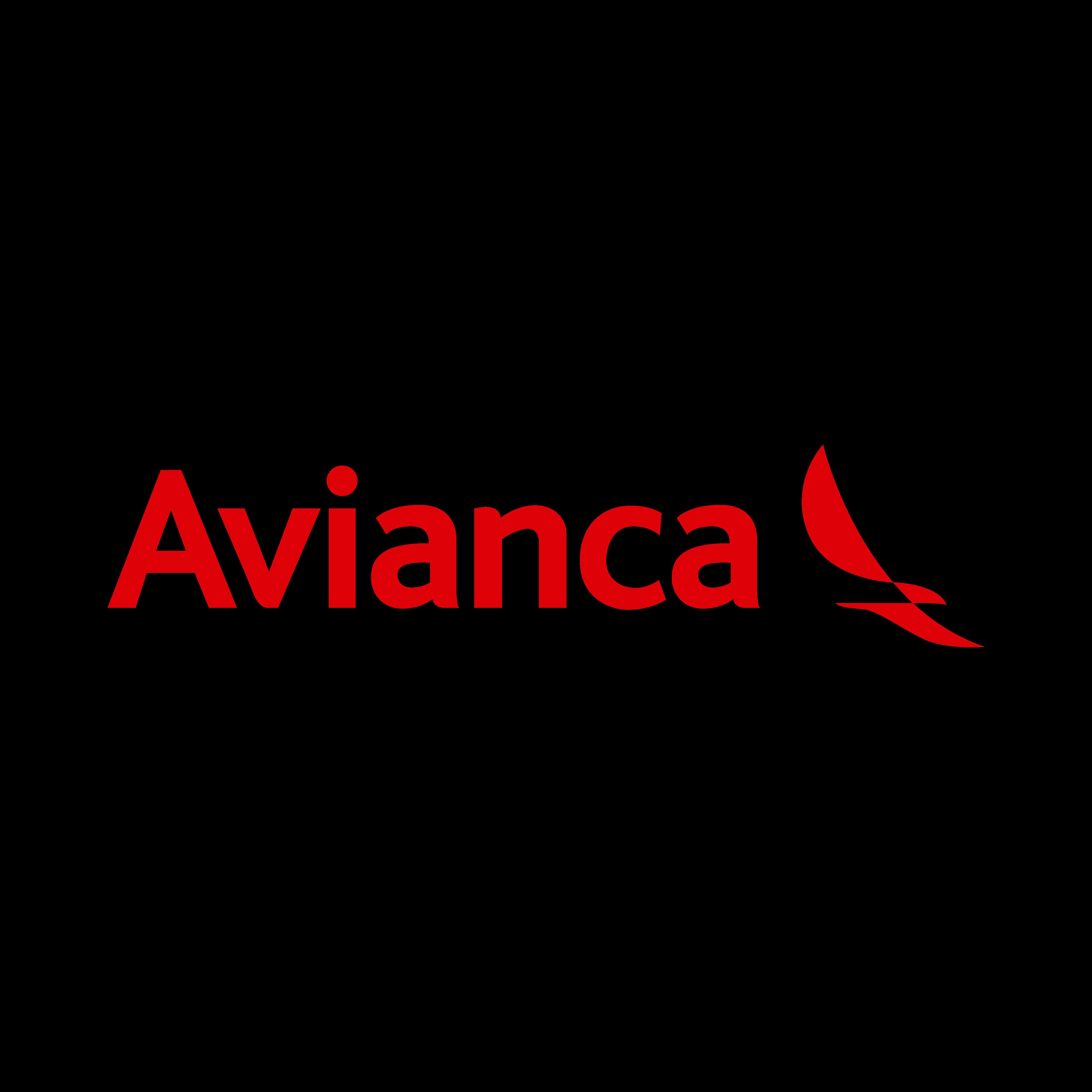 avianca logo 0 - Avianca Logo