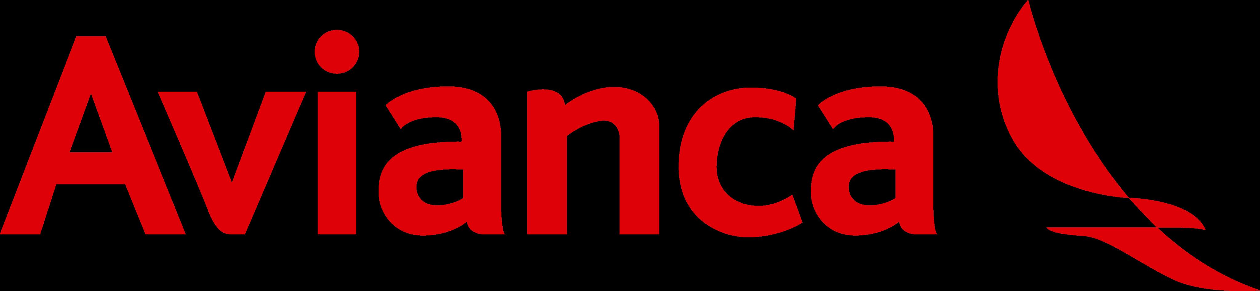 avianca logo 1 1 - Avianca Logo