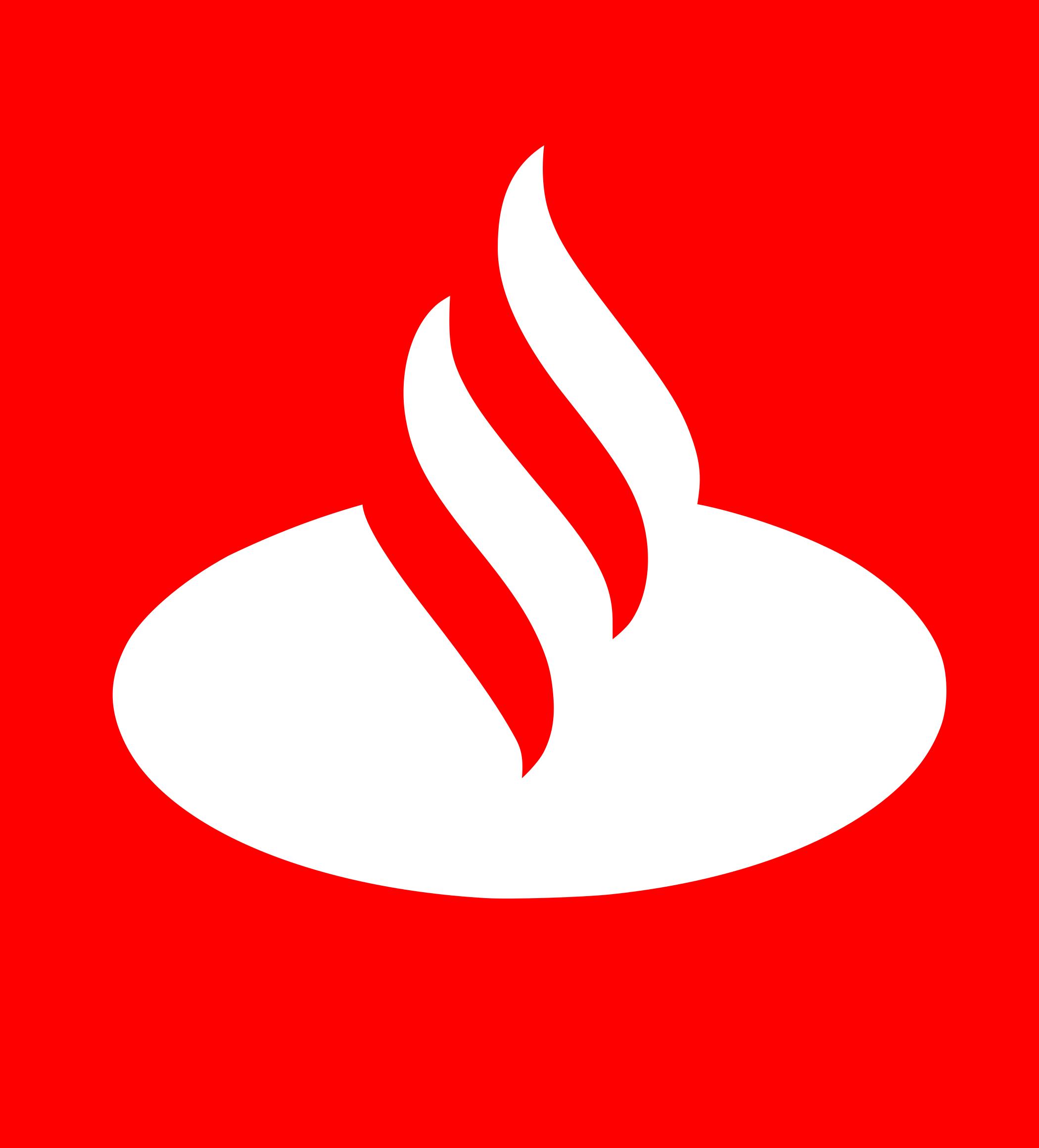 banco-santander-logo-31 - PNG - Download de Logotipos