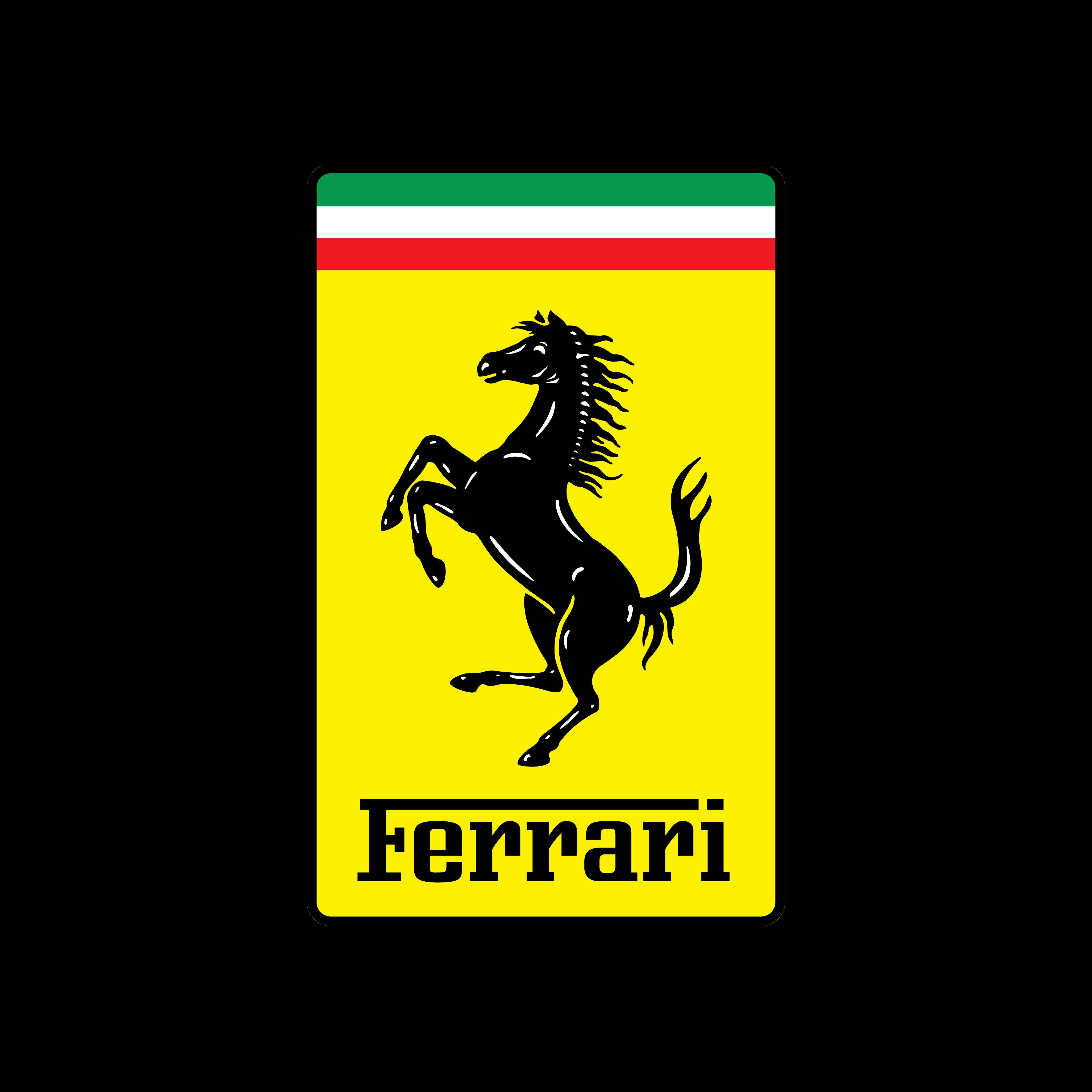 ferrari logo 0 - Ferrari Logo