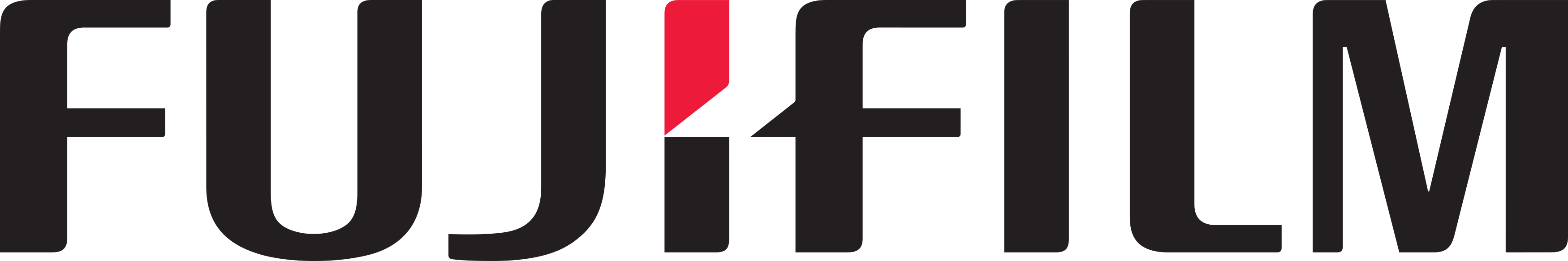 Fujifilm logo.
