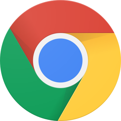 google chrome logo 10 - Google Chrome Logo