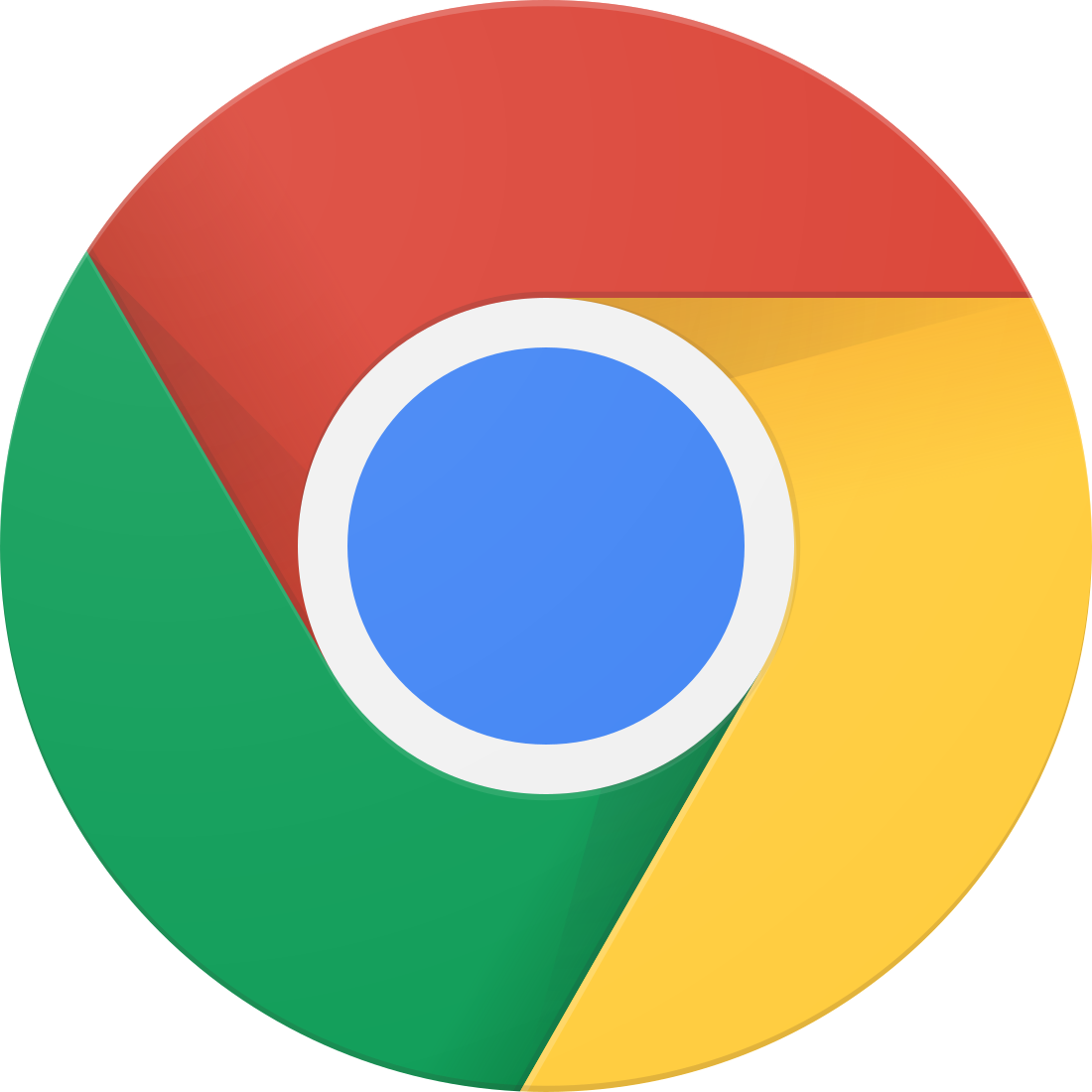 google chrome logo 6 - Google Chrome Logo