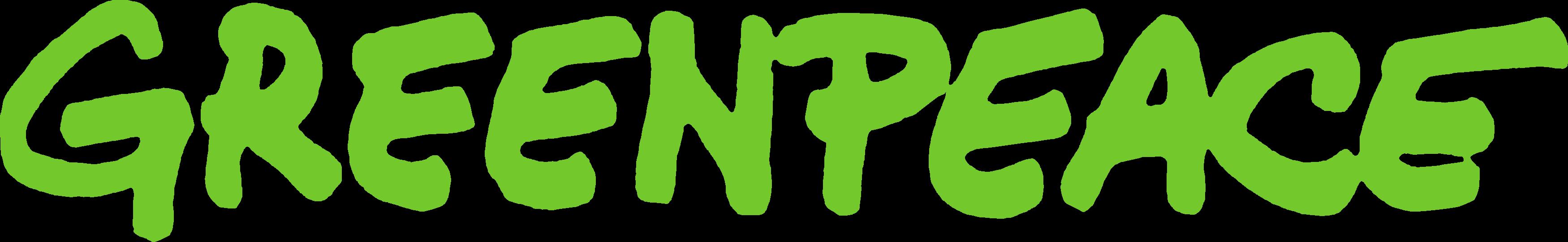greenpeace logo - Greenpeace Logo