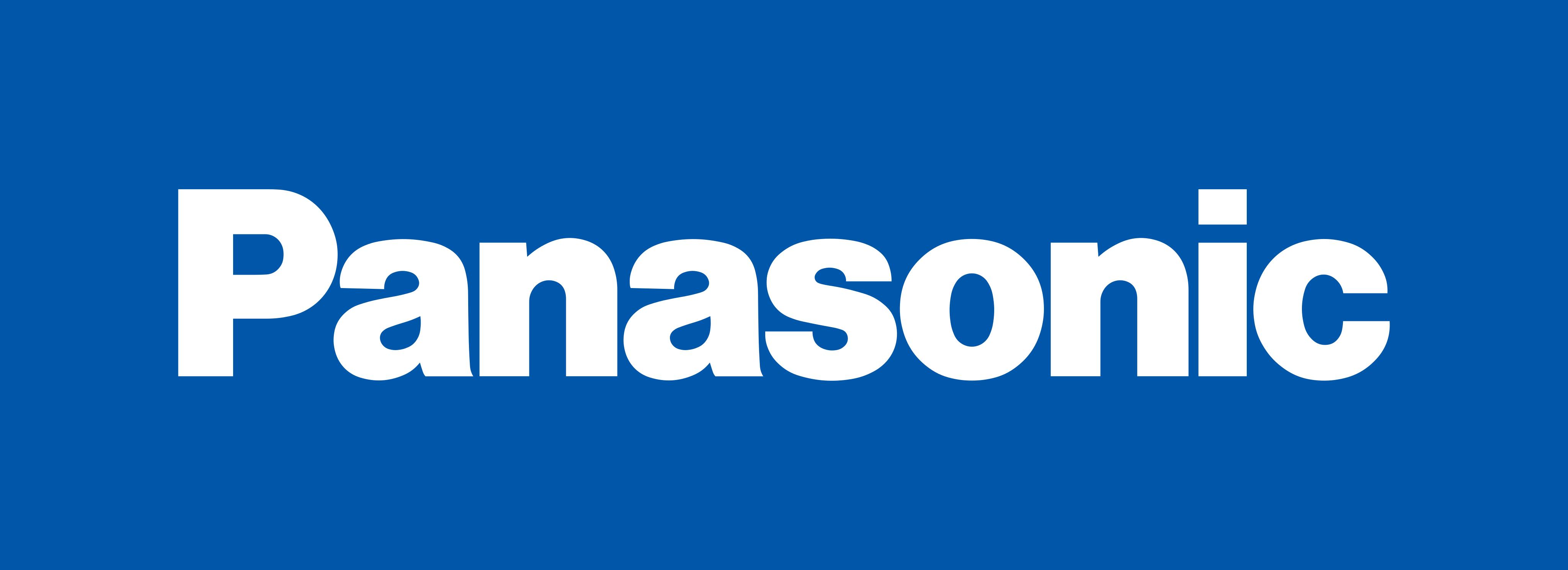 panasonic logo 1 1 - Panasonic Logo