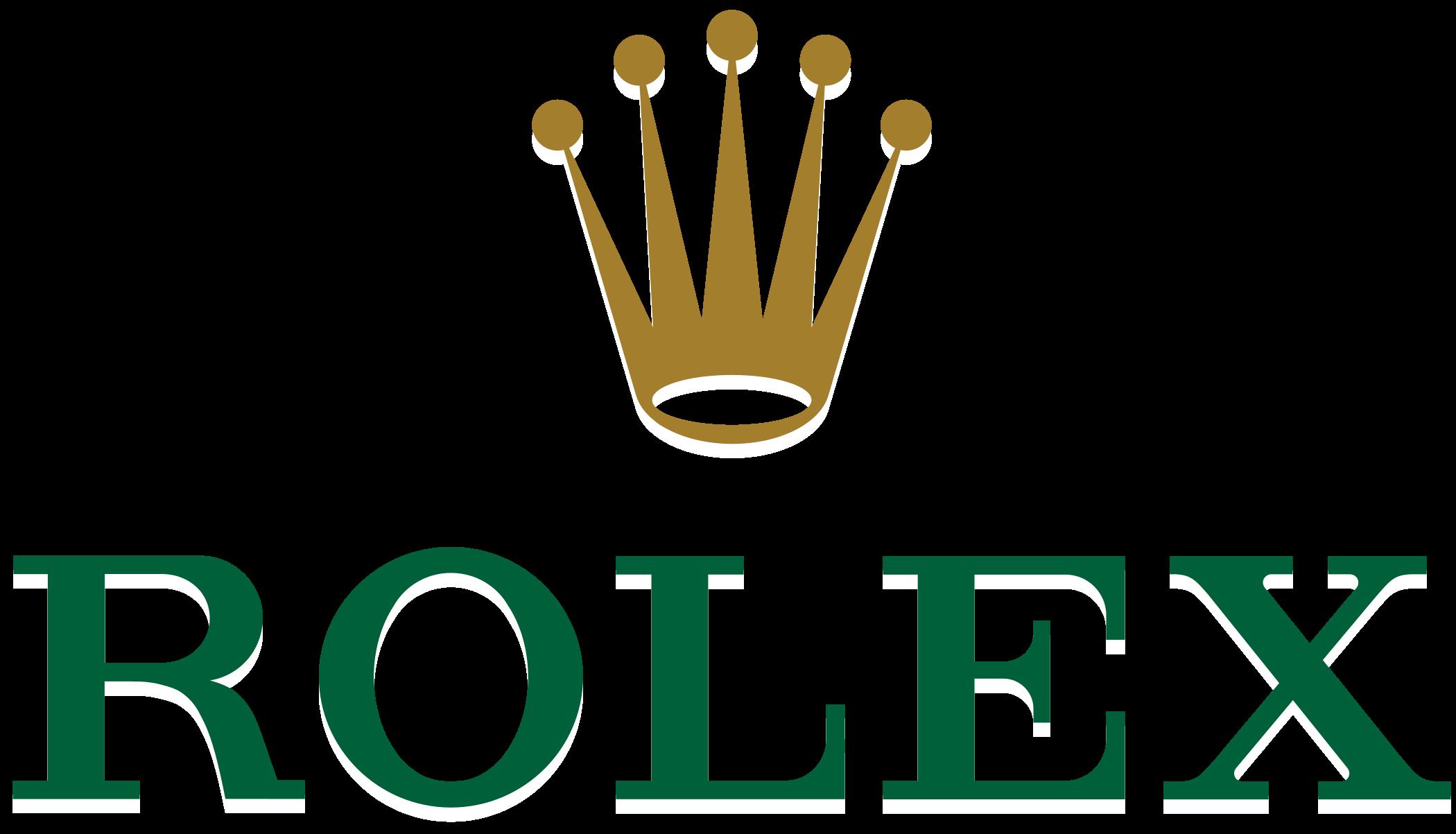 rolex logo 2 - Rolex Logo
