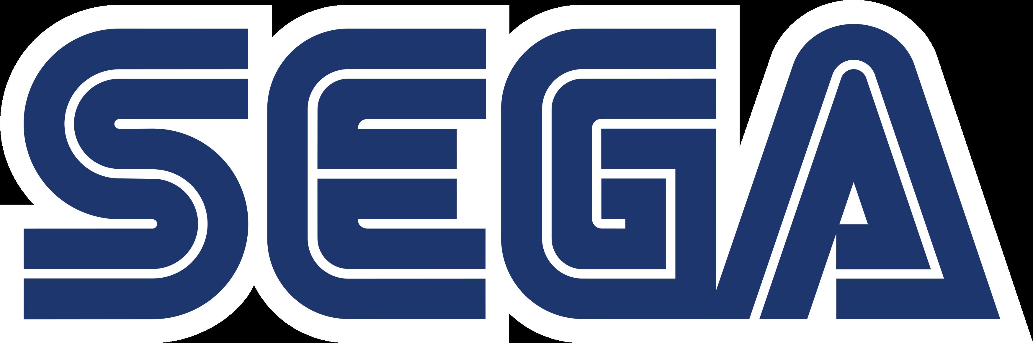 Sega Logo.