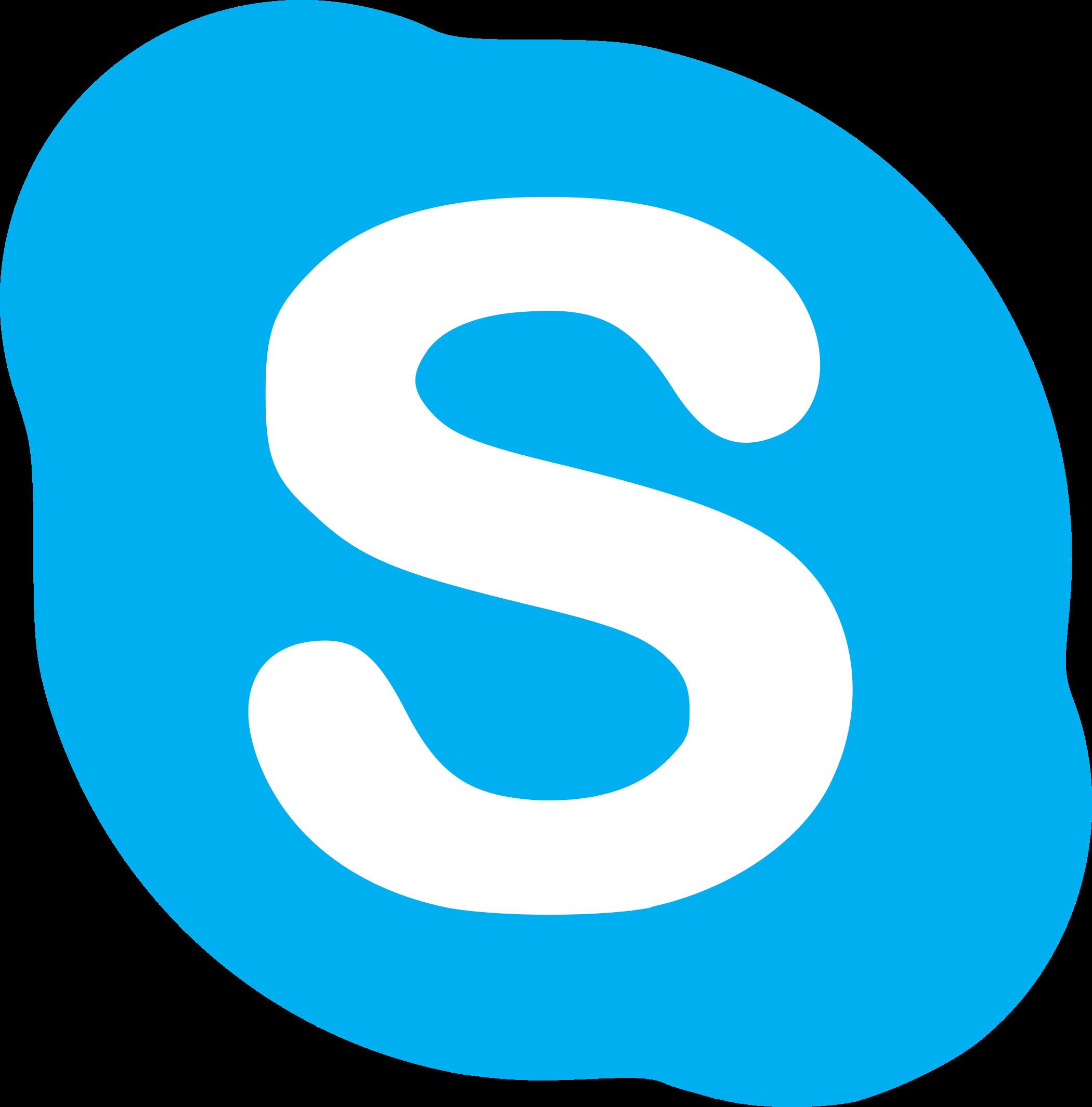 skype logo 3 - Skype Logo