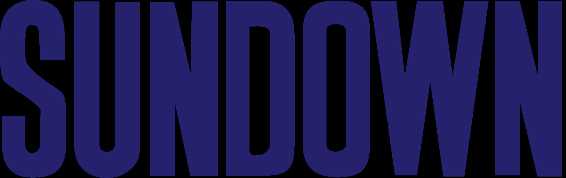 sundown logo 1 - SUNDOWN Logo