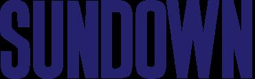 sundown logo 5 - SUNDOWN Logo