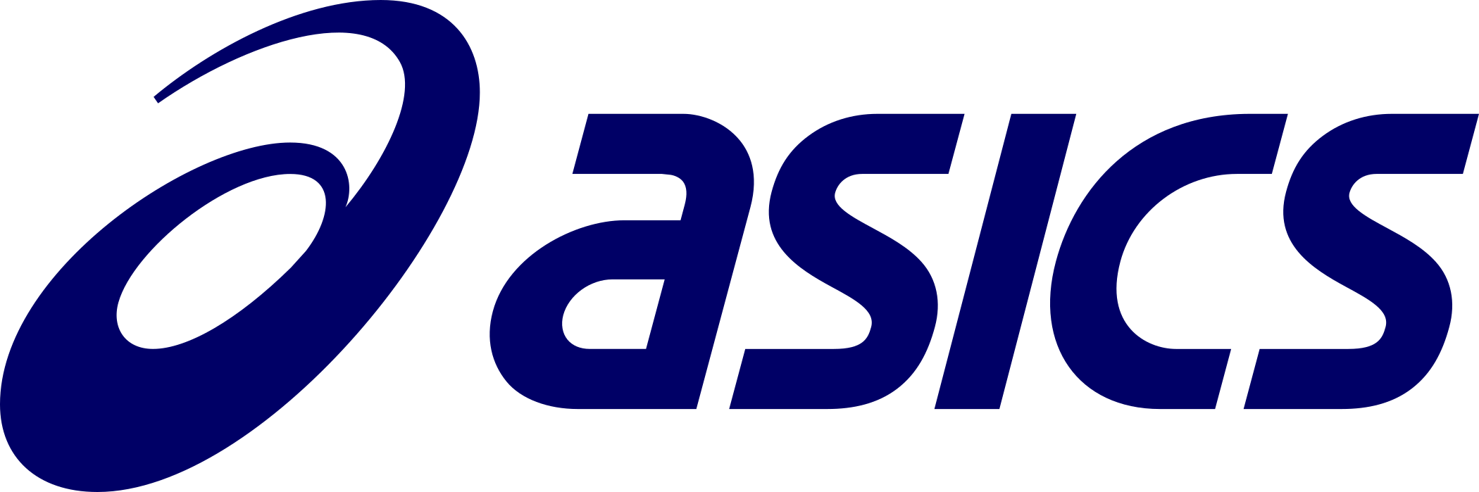 asics logo 1 - ASICS Logo
