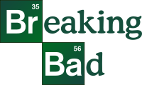 Breaking Bad logo.