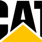 Caterpillar logo, cat logo.
