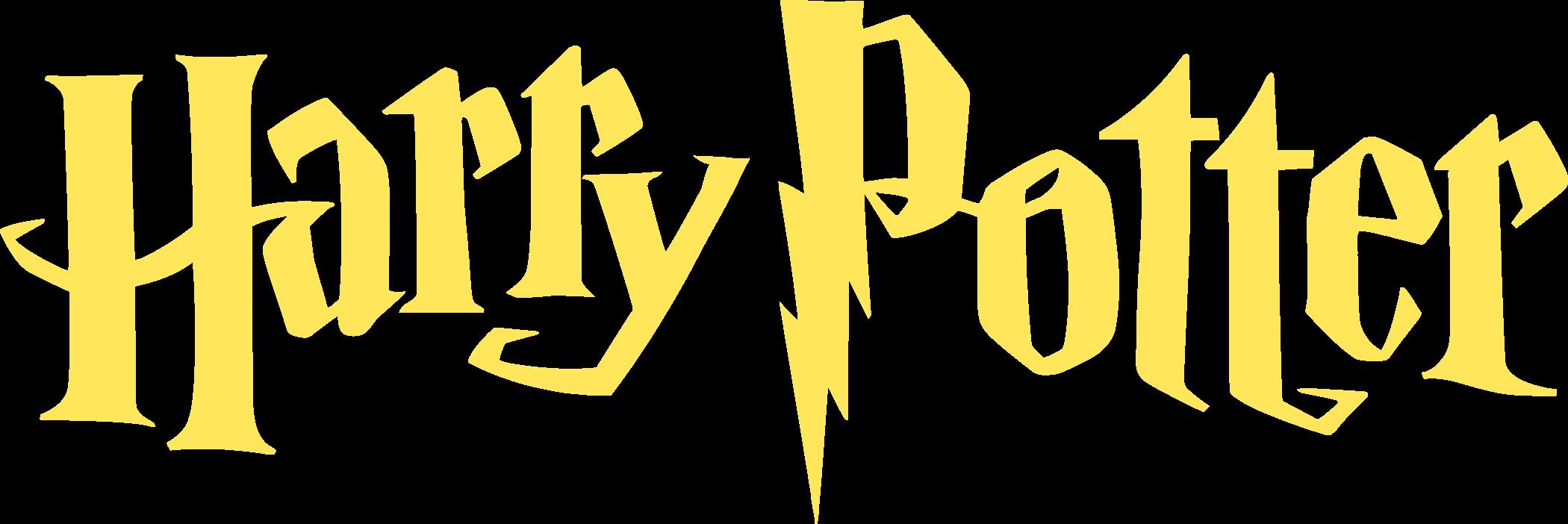 Harry Potter Logo.