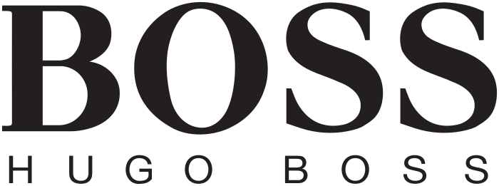 Hugo Boss Logo.