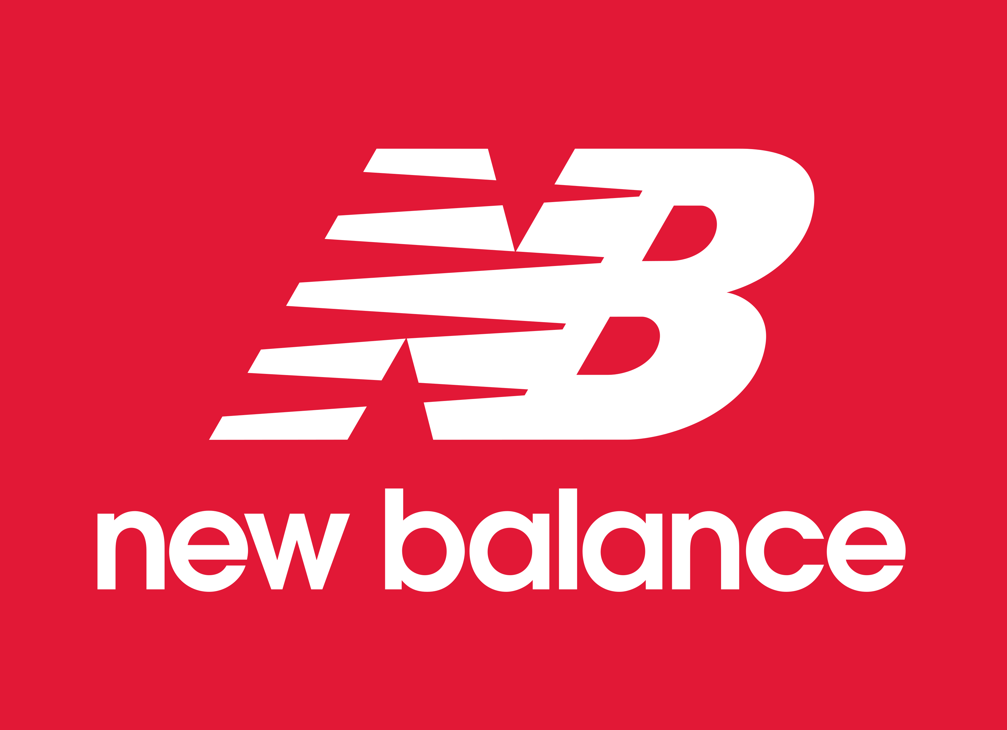 new balance logo 1 - New Balance Logo
