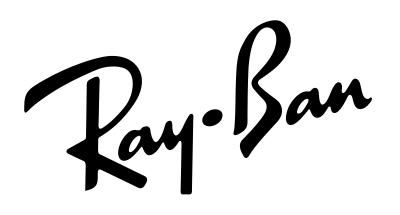 ray ban logo 23 - Ray-Ban Logo