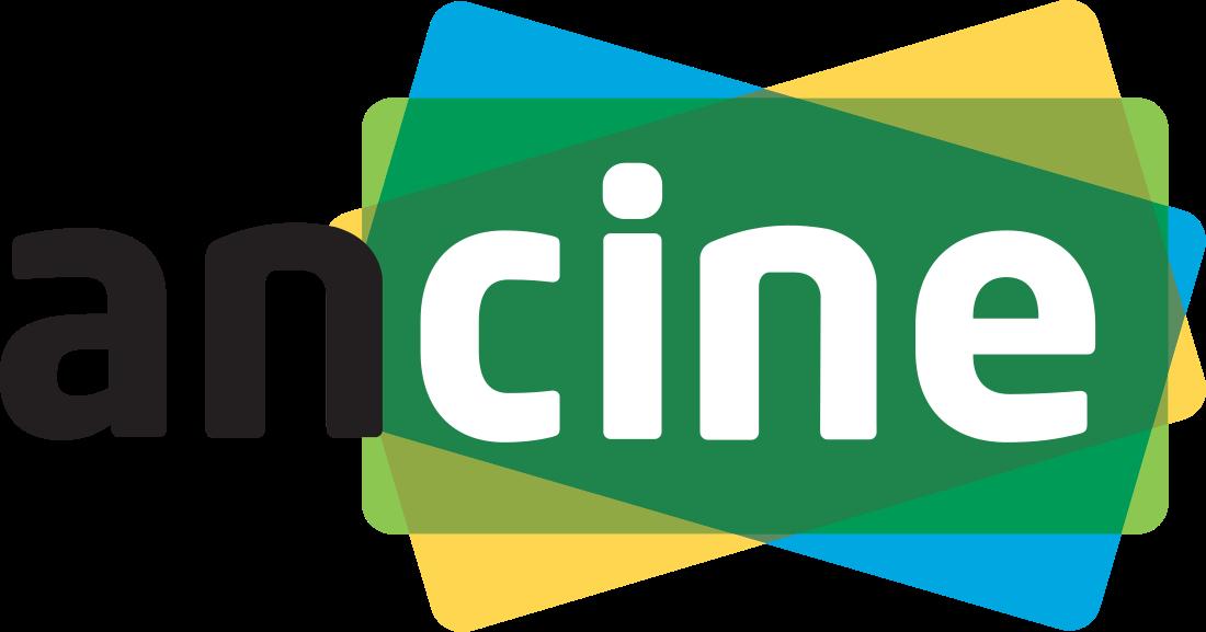 Ancine Logo.