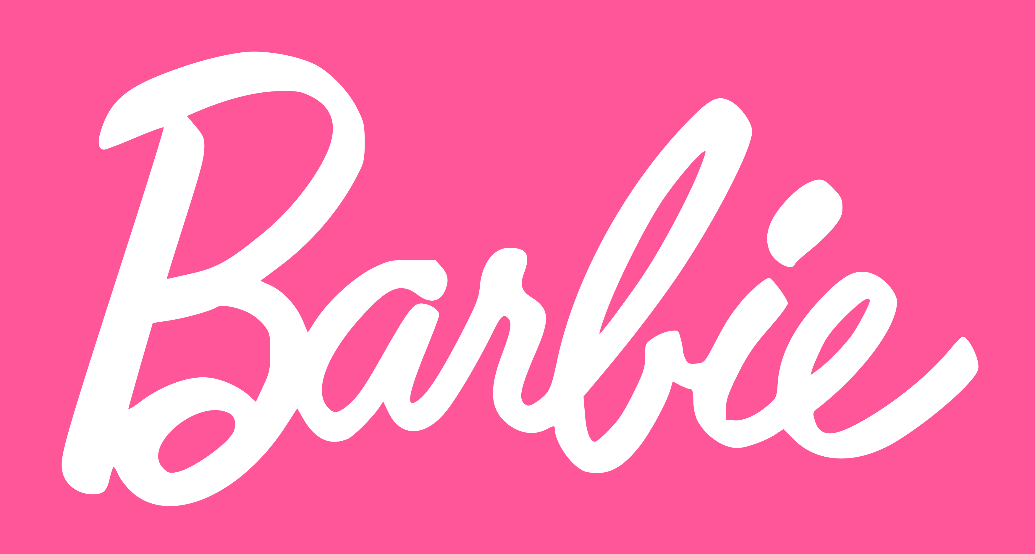 Barbie Logo.