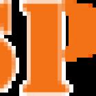 Braspress logo.
