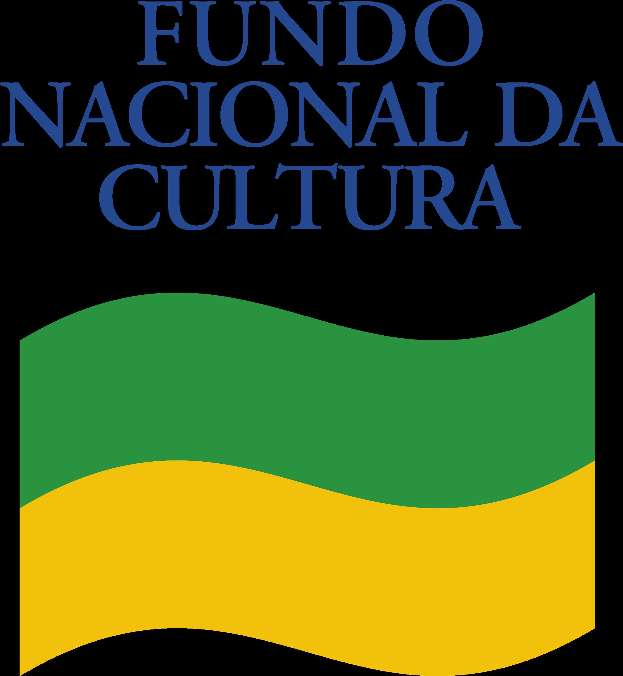 Fundo Nacional da Cultura logo.