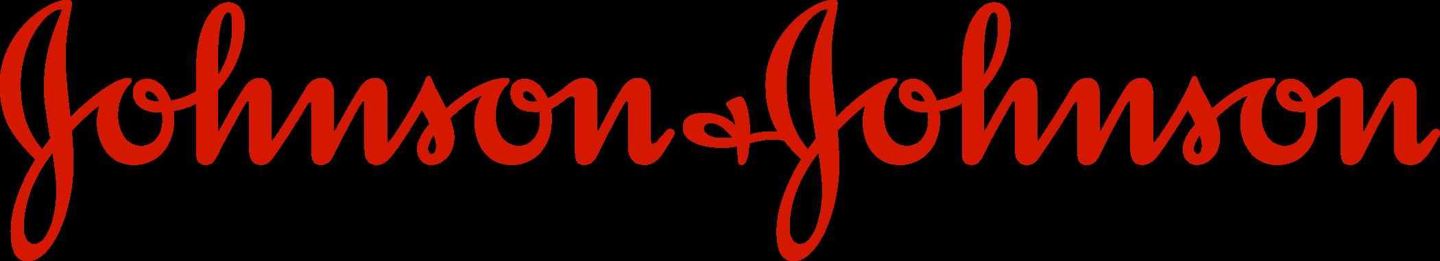 Johnson & Johnson Logo.