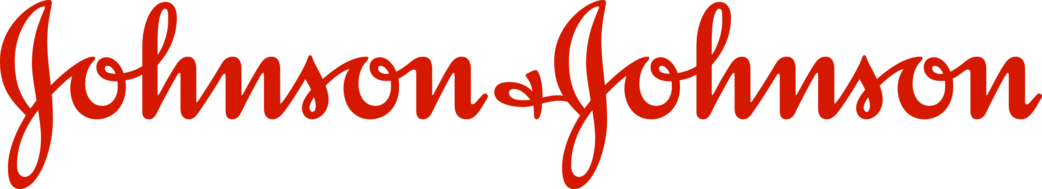 Johnson & Johnson Logo.