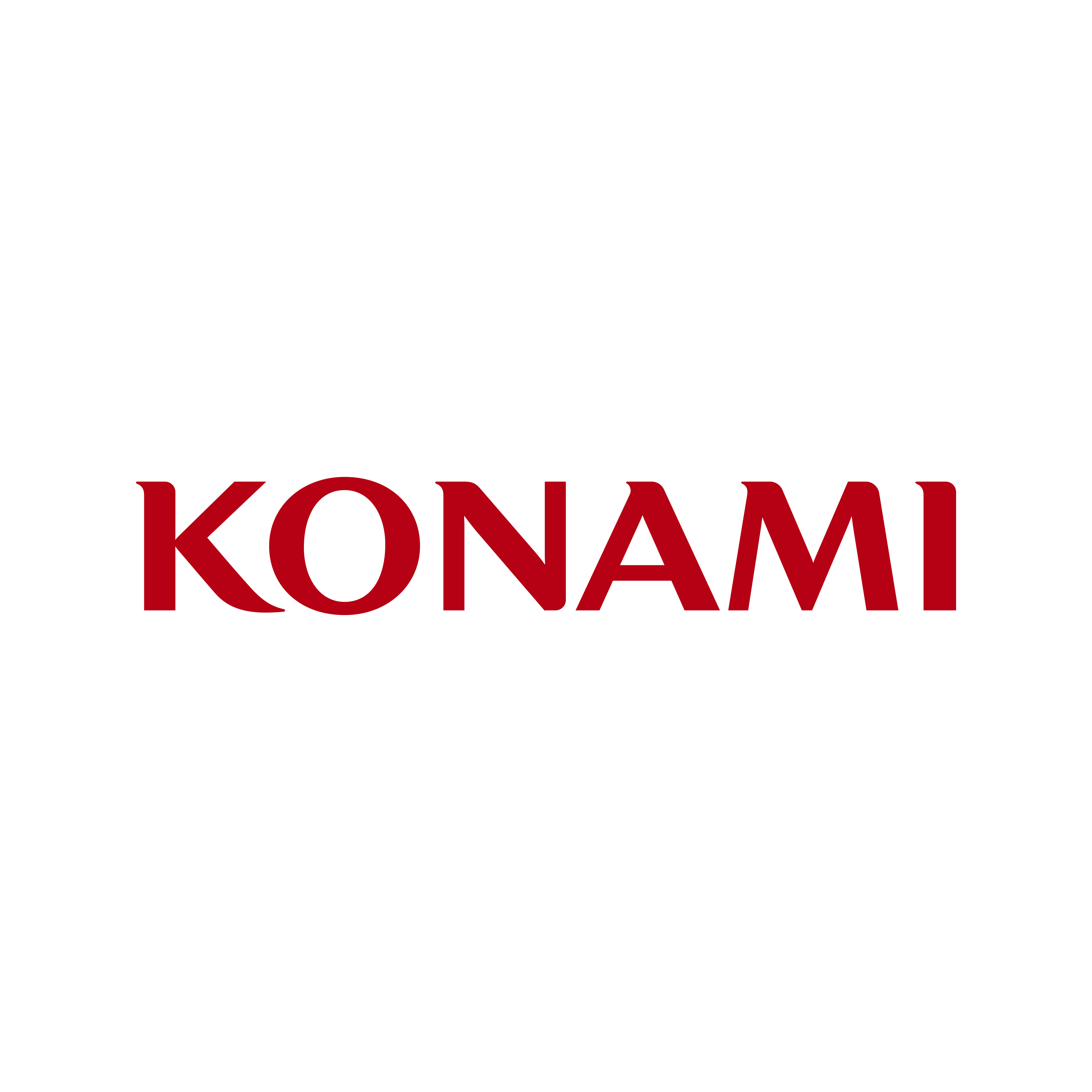 konami logo 0 - Konami Logo