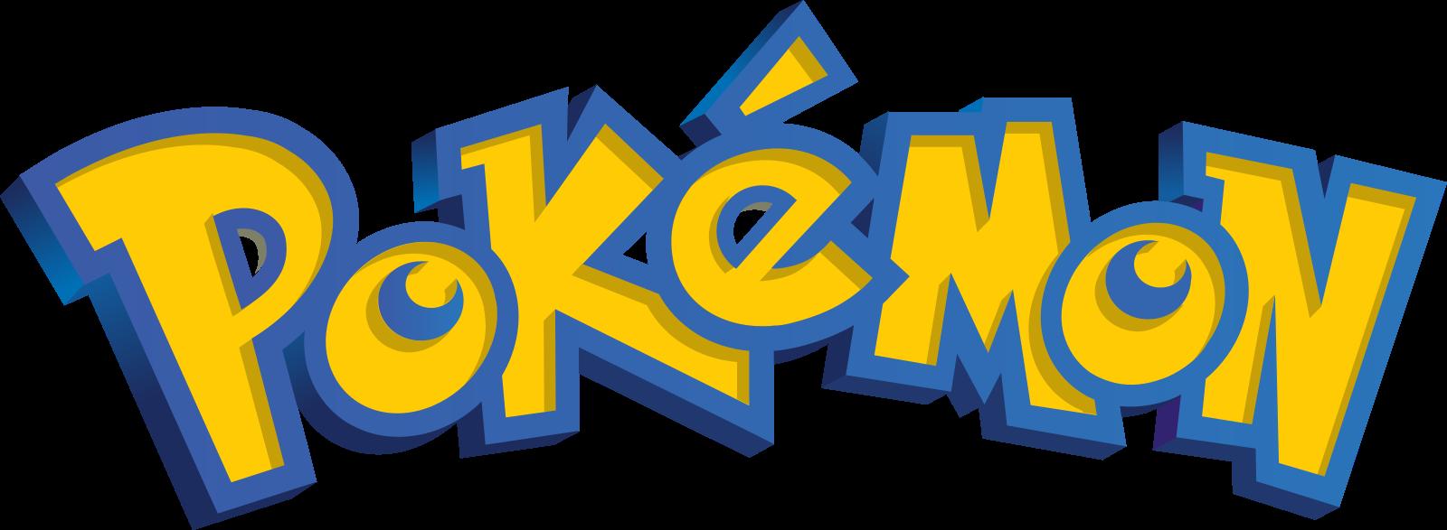 pokemon logo 2 - Pokémon Logo