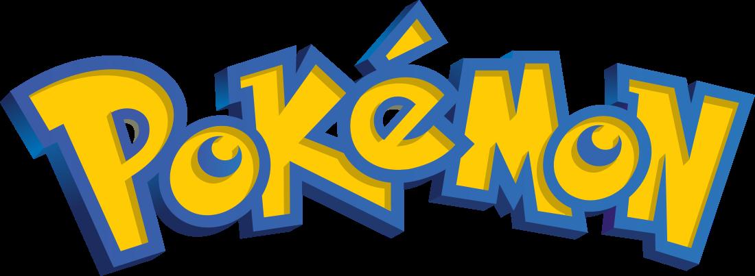pokemon logo 3 - Pokémon Logo