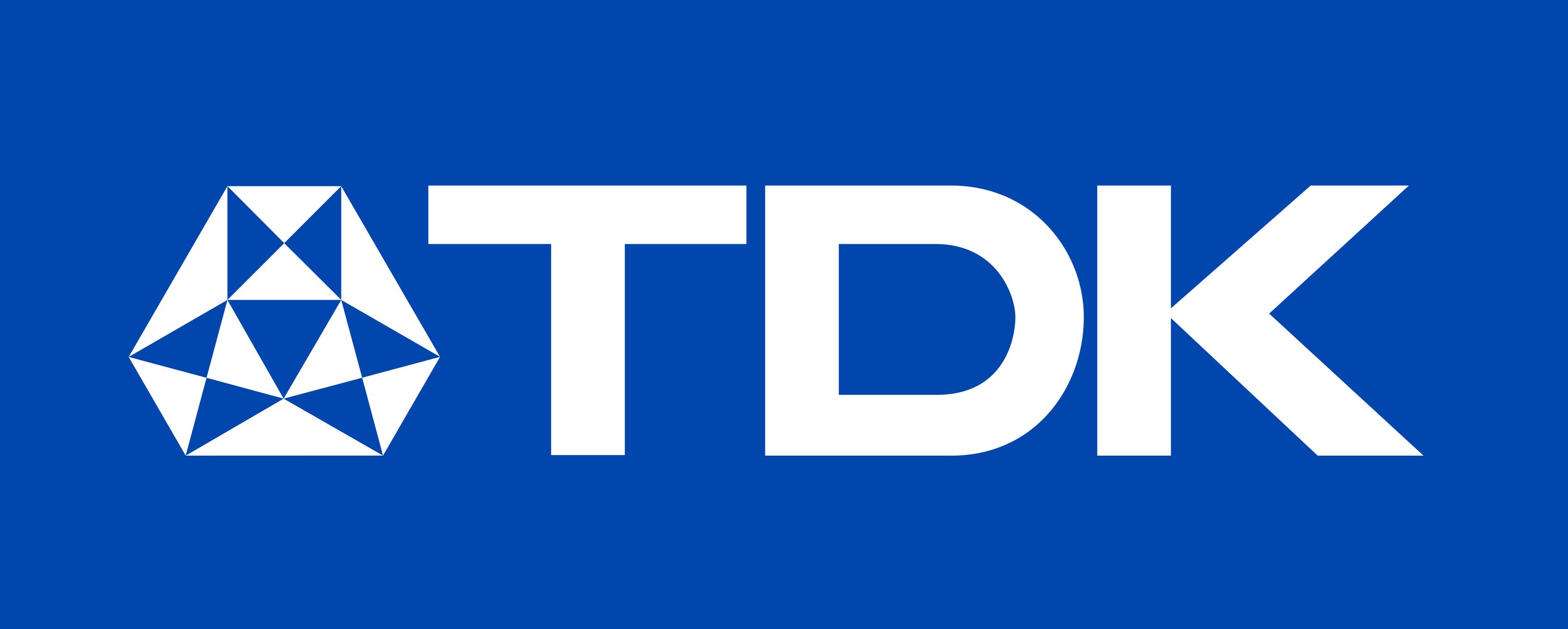 tdk logo 2 - TDK Logo