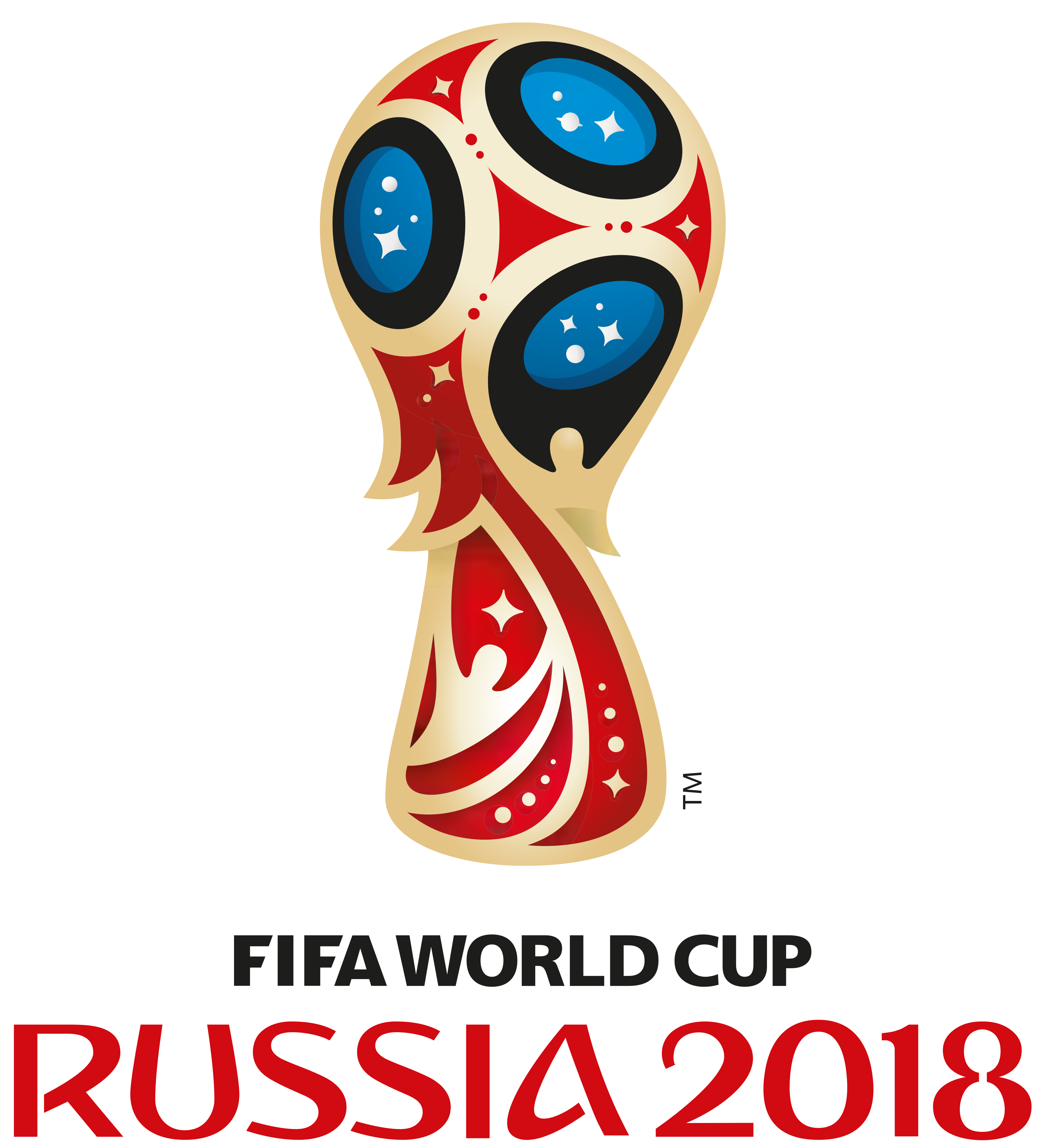 Copa do Mundo Rússia 2018 Logo.